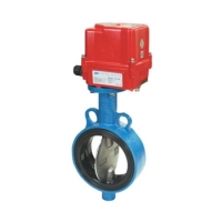 Butterfly Valve - Ave-13 Electric