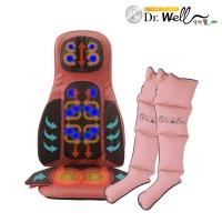 Premium First Class Pneumatic Massager