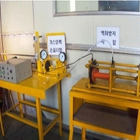 Gas-Pressure Loss Testing Equipment