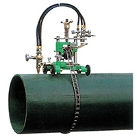 DS-50 Pipe Semi-Automatic Pipe Cutting M/C