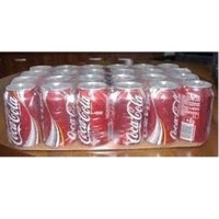 Coca Cola 330ml Soft Drinks