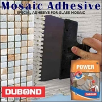 Dubond's Power Tile Adhesive