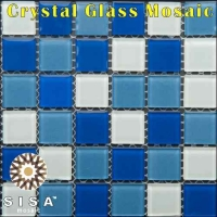 SISA Glass Mosaic Tiles