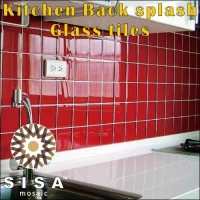 Kitchen Back Splash Glass Mosaic Tiles