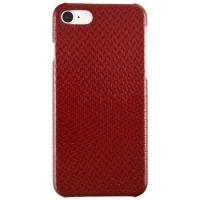 High Quality Iphone 7/8 Red Aramid Fiber Case