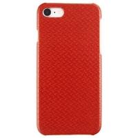 High Quality Iphone 7/8 Orange Aramid Fiber Case