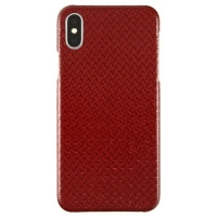 Quality Iphone X Red Aramid Fiber Case