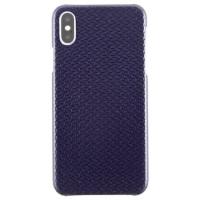 Quality Iphone X Blue Aramid Fiber Case
