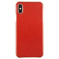 Quality Iphone X Orange Aramid Fiber Case