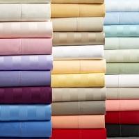 title='100% Cotton Bed Sheet Set - King 3pc Set'