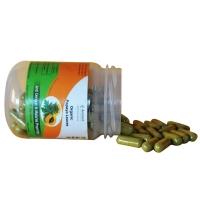 Organic Papaya Leaves Capsules