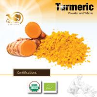 Turmeric Powder & Whole Turmeric