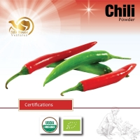 Chili (Whole, Crushed Or Powdered Chilli)
