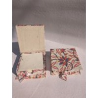 Handmade Paper Slip Box