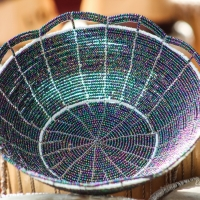 Decor Bead Basket
