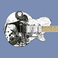 Electric Custom Guitar No Brand