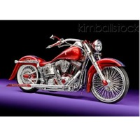 Harley Davidson Motorcycle Parts Or Complete