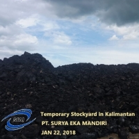 Indonesia Steam Coal GCV (Adb) 5.018 Kcal/Kg