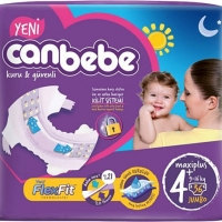 Canbebe Baby Diapers