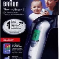 Braun Thermoscan 7 Irt6520 Thermometer