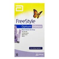 Freestyle Optium Ketone Test Strips
