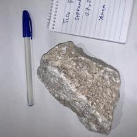 Raw Titanium Dioxide