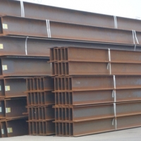 Hot Rolled Steel Beams
