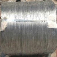 Zinc Aluminium Alloy High Carbon Steel Wire