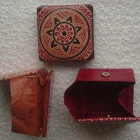 Genuine Leather Coin Puse