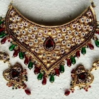 Bridal Jewellery Necklace Set