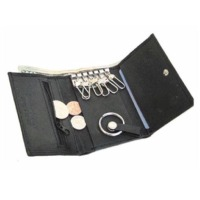 Key Bag With Coin Box