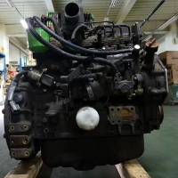 Yanmar 4tne94 Used Diesel Engine