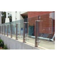 Pool, Balcony and French Window Railing