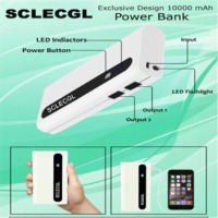 Sclecgl  Exclusive Desing 10000 mAH Power Bank
