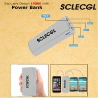 Sclecgl Exclusive Desing 15000 mAH Power Bank