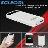 Sclecgl  Exclusive 5200 mAH Power Bank
