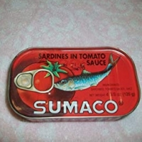 Sumaco Canned Sardines In Tomato Sauce