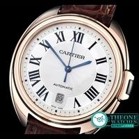 Cartier - Cle De Cartier RG/LE White V6F MY9015