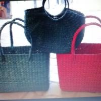 Carry Bags Made Of Wild Grass Sarpat