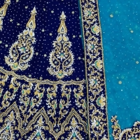 Ladies Lehnga And Ghaghras With Embroidery
