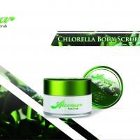 Chlorella Body Scrub
