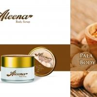 Nutmeg Body Scrub Herbal