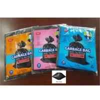 Hdpe/Ldpe Flat Sealed Garbage Bag