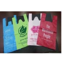 Biodegradeble T-Shirt Bag