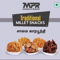 Naach Millet Snacks