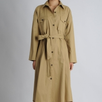 Two Pocket Trench Coat