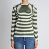 Basic Stripe T- Shirt