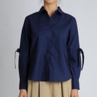 Arm Ribbon Point Shirt