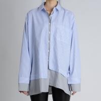Two Tone Stripe Shirt