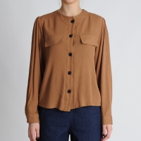 Pocket Stitch Blouse